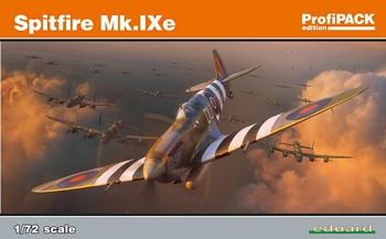 Eduard 1/72 Scale - Spitfire Mk.IXe Profipack Edition