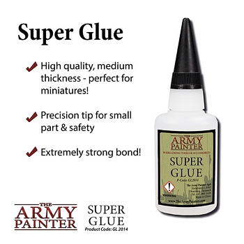 Army Painter Superglue 20g