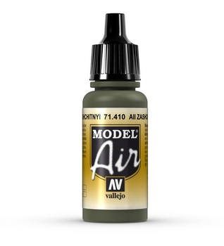 410 AII Zashchitnyi Cam. Green - Model Air