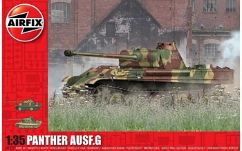 Airfix 1/35 Scale - Panther AUSF.G