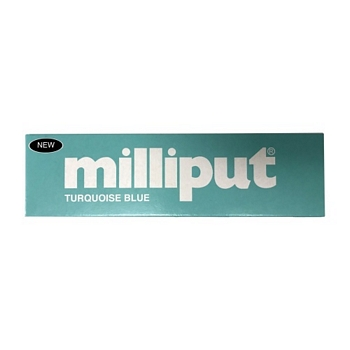 Milliput Turquoise Blue two part Epoxy Putty 113g